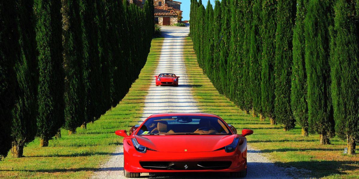NEWS - Ferrari tour